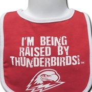 Raised by T-Birds Infant Bib