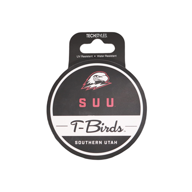 Techstyles Coaster T-Birds Sticker